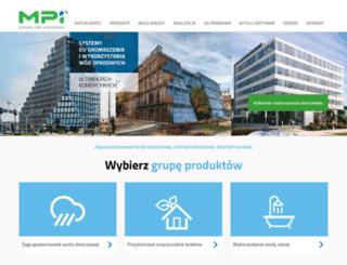 mpi-systems.pl screenshot