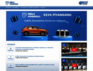 mpi.gov.tr screenshot