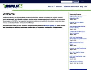 mplp.org screenshot