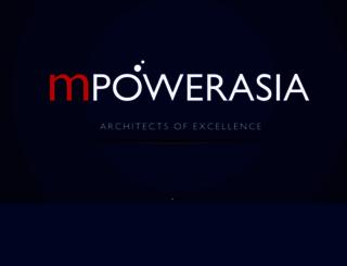 mpowerasia.com screenshot