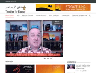 mpowrpublishing.com screenshot