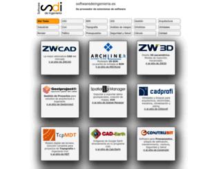 mpsciaingenieria.com screenshot
