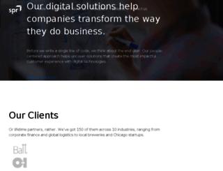 mpspartners.com screenshot