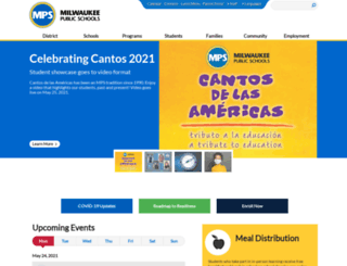 mpsportal.milwaukee.k12.wi.us screenshot