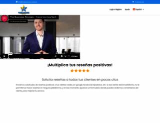 mpuebla.com screenshot