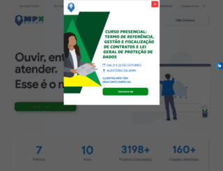 mpxtocantins.com.br screenshot