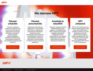 mpy.eu screenshot