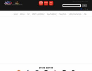 mqa.gov.my screenshot