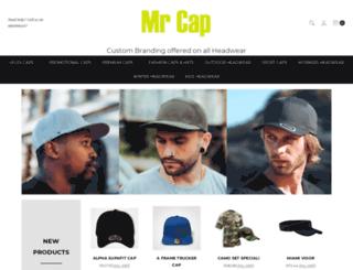mr-cap.com screenshot