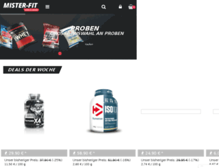 mr-fit.de screenshot