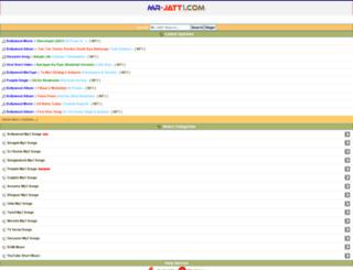 mr-jatt1.com screenshot