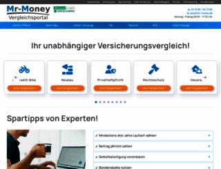 mr-money.de screenshot