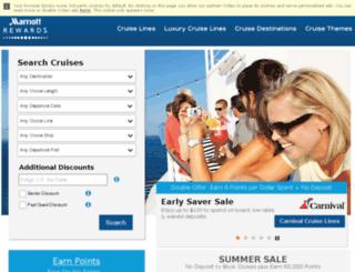 mr.cruisesonly.com screenshot
