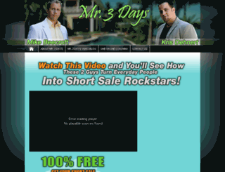 mr3days.com screenshot