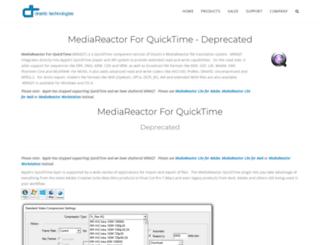 mr4qt.com screenshot
