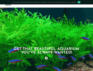 mraquarium.co.uk screenshot