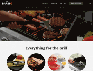 mrbarbq.com screenshot