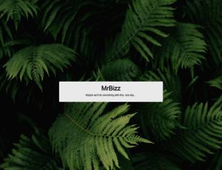 mrbizz.com screenshot