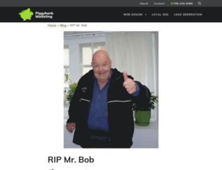 mrbob.ca screenshot