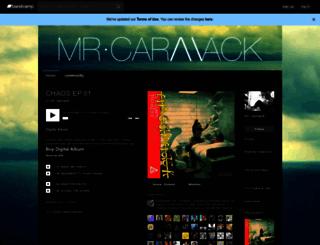 mrcarmack.bandcamp.com screenshot