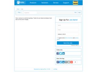 mrcopy.iapplicants.com screenshot