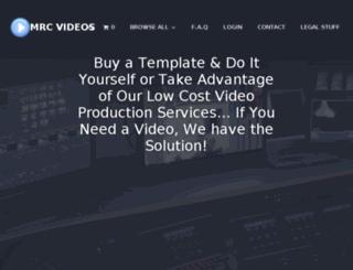 mrcvideos.com screenshot