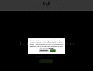 mrdespacholegal.com screenshot