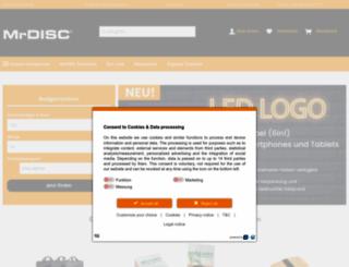mrdisc.com screenshot