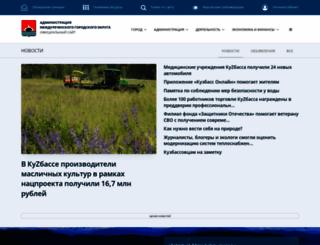 mrech.ru screenshot