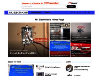 mrelectrician.tv screenshot