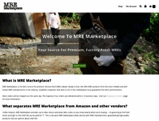 mremarketplace.com screenshot