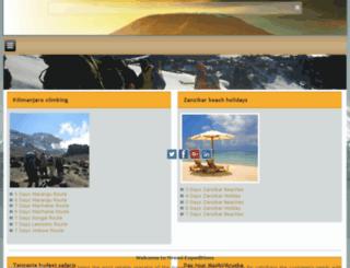 mremiexpeditions.com screenshot