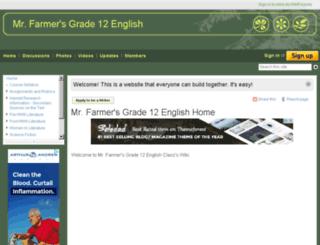 mrfarmer.wikifoundry.com screenshot