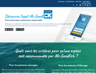 mrgoodfish.com screenshot