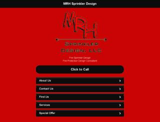 mrhsprinklerdesign.com screenshot
