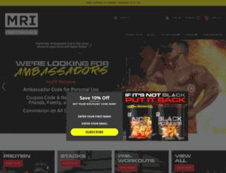 mri-performance.com screenshot