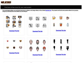 mricons.com screenshot