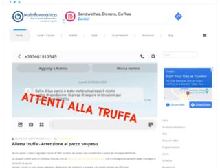 mrinformatica.eu screenshot