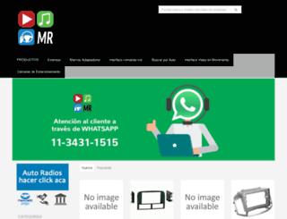 mrinterface.com.ar screenshot