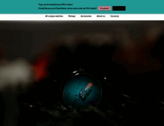 mrjoneswatches.com screenshot
