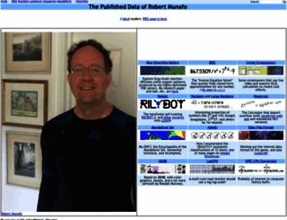 mrob.com screenshot
