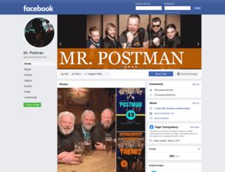 mrpostman.net screenshot