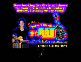 mrray.com screenshot