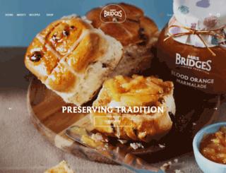 mrsbridges.com screenshot