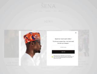 mrsena.com screenshot