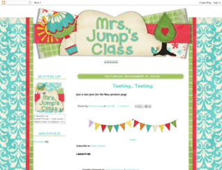 mrsjumpsproducts.blogspot.com screenshot