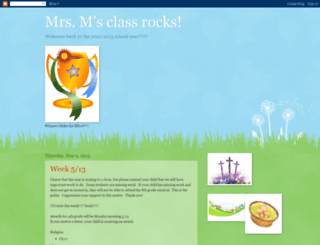 mrsm4thgrade.blogspot.com screenshot