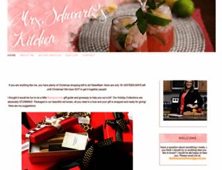 mrsschwartzkitchen.blogspot.com screenshot