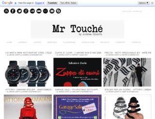 mrtouche.com screenshot