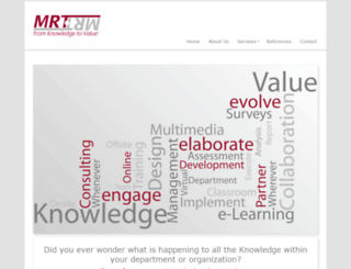 mrtrm.com screenshot
